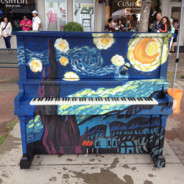 A Little Guerilla Urbanism – Public Art & Music